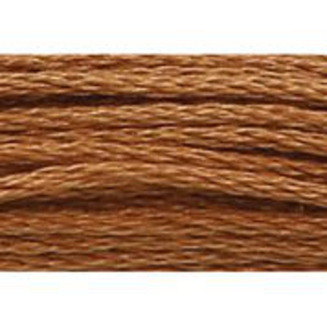 Stranded Cotton Cross Stitch Threads - Brown  Shades image 24
