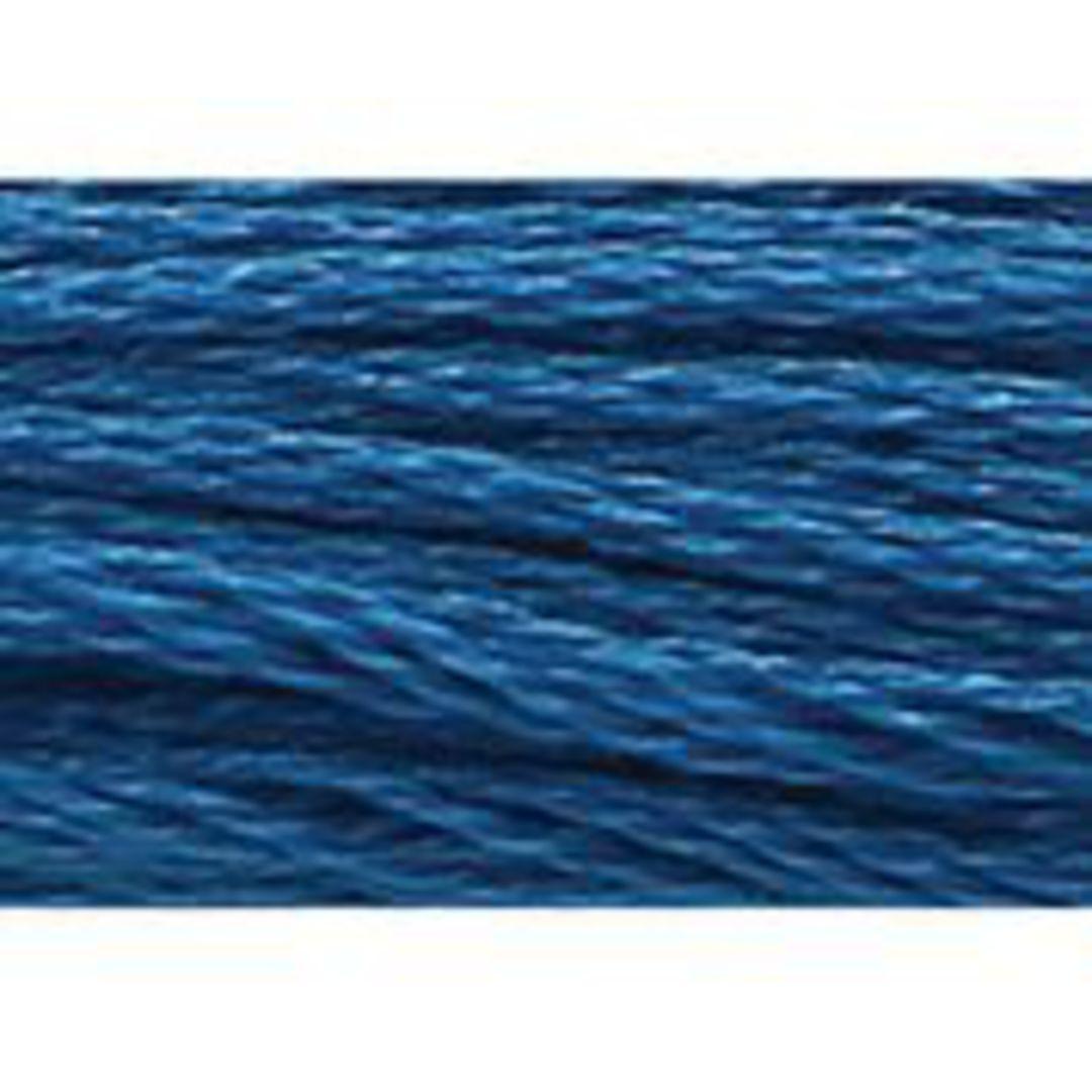 Stranded Cotton Cross Stitch Threads - Blue Shades image 42