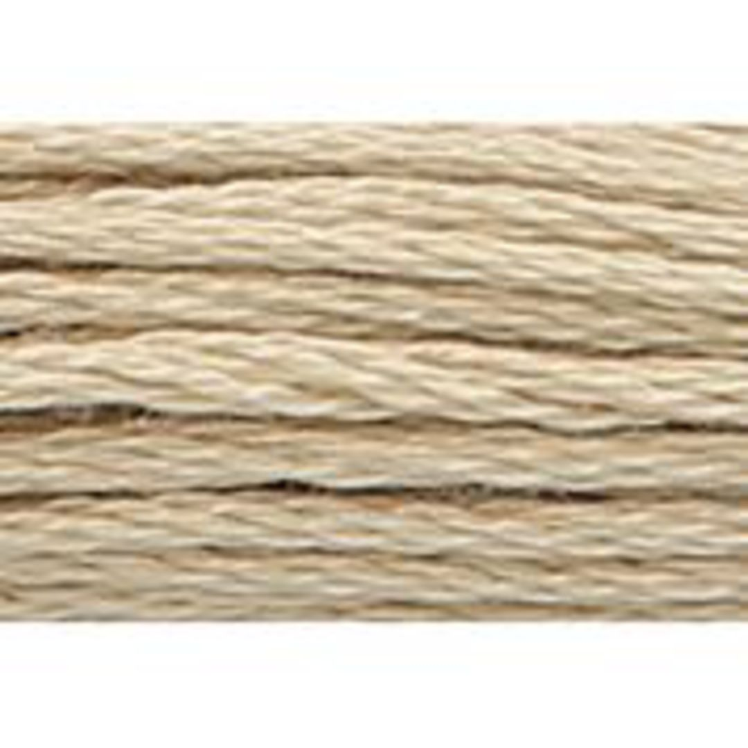 Stranded Cotton Cross Stitch Threads - Yellow Shades image 19