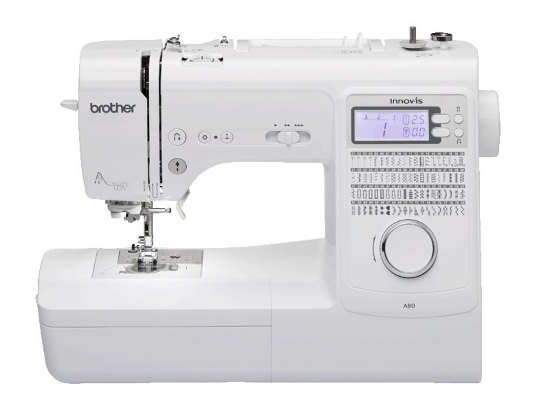 A80 Electronic Sewing Machine image 0