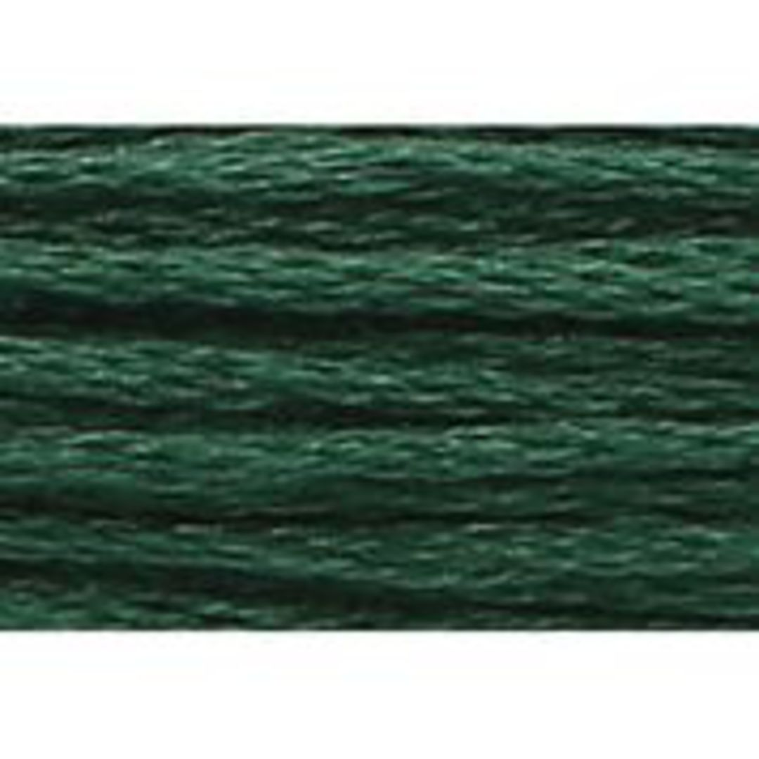 Stranded Cotton Cross Stitch Threads - Green Shades image 65