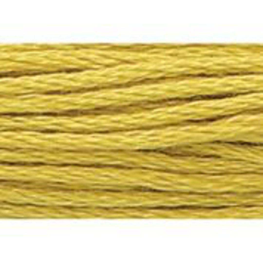 Stranded Cotton Cross Stitch Threads - Yellow Shades image 38