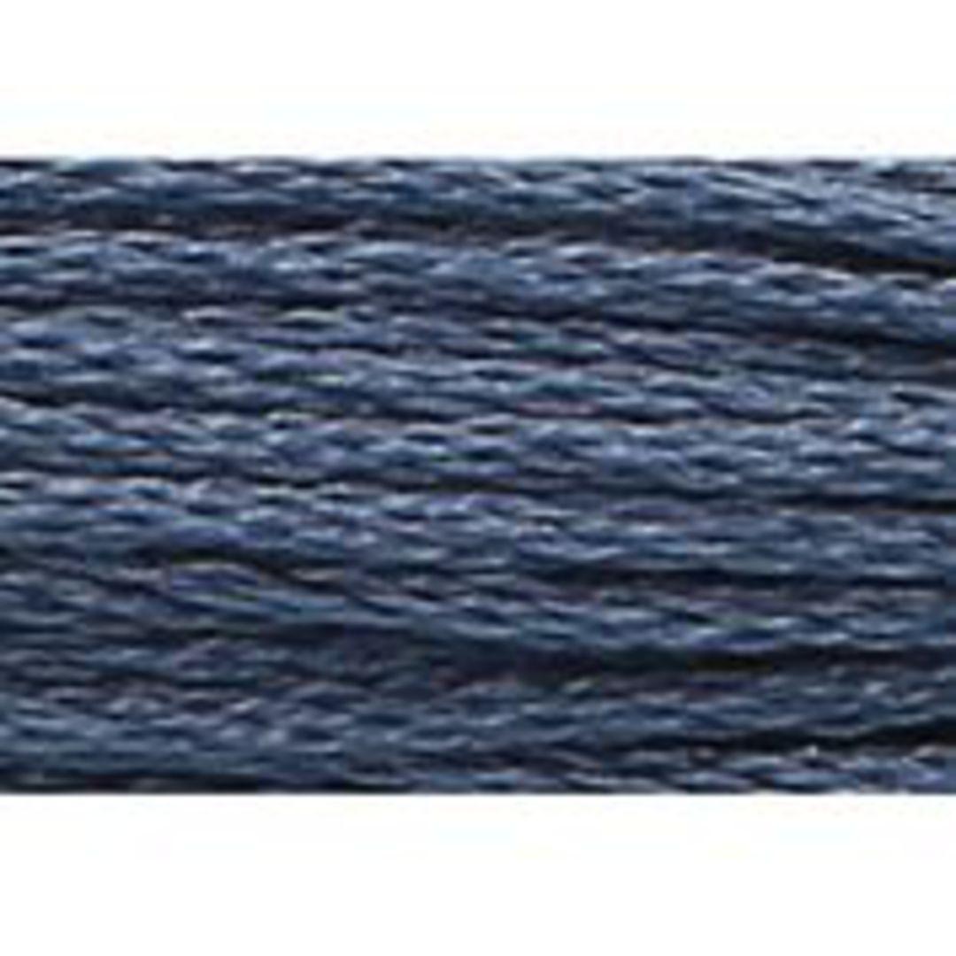 Stranded Cotton Cross Stitch Threads - Blue Shades image 17
