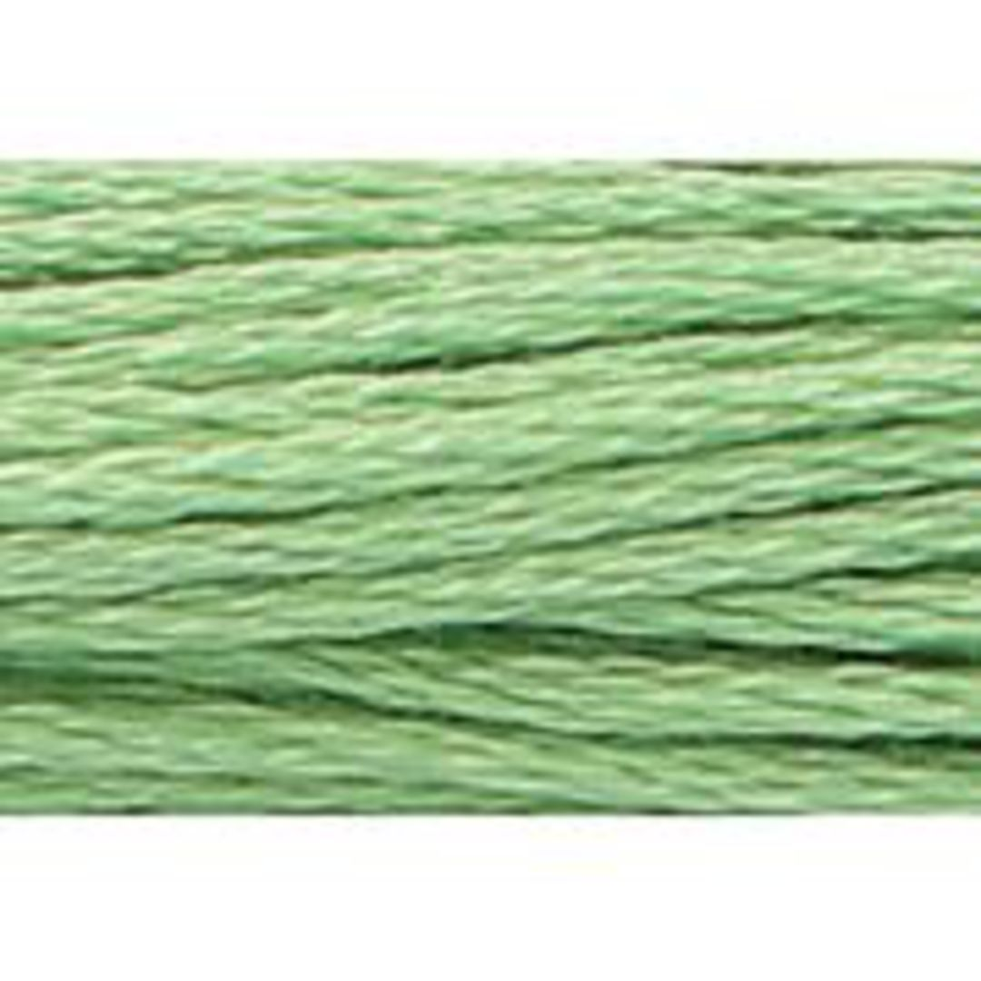 Stranded Cotton Cross Stitch Threads - Green Shades image 55