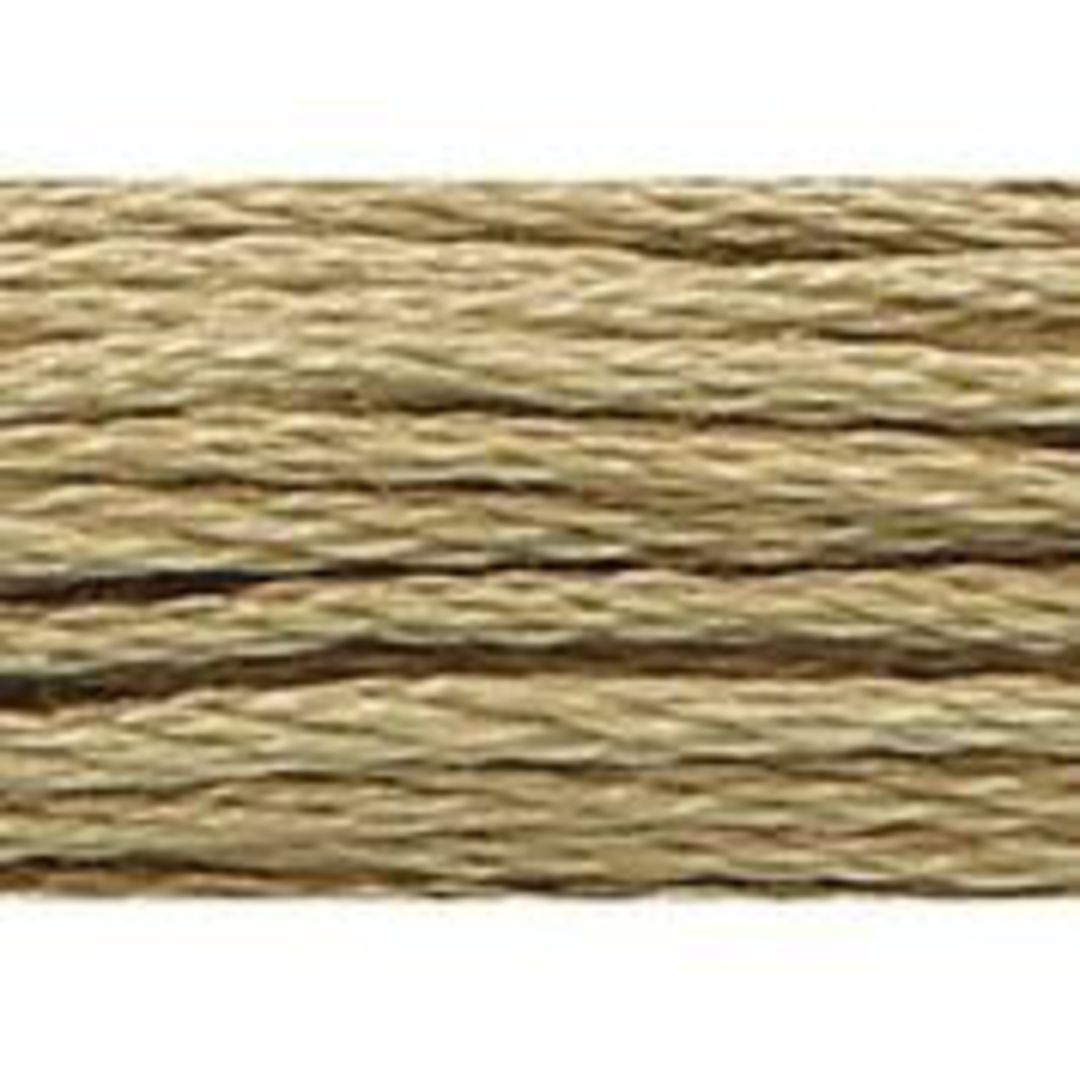 Stranded Cotton Cross Stitch Threads - Brown  Shades image 15