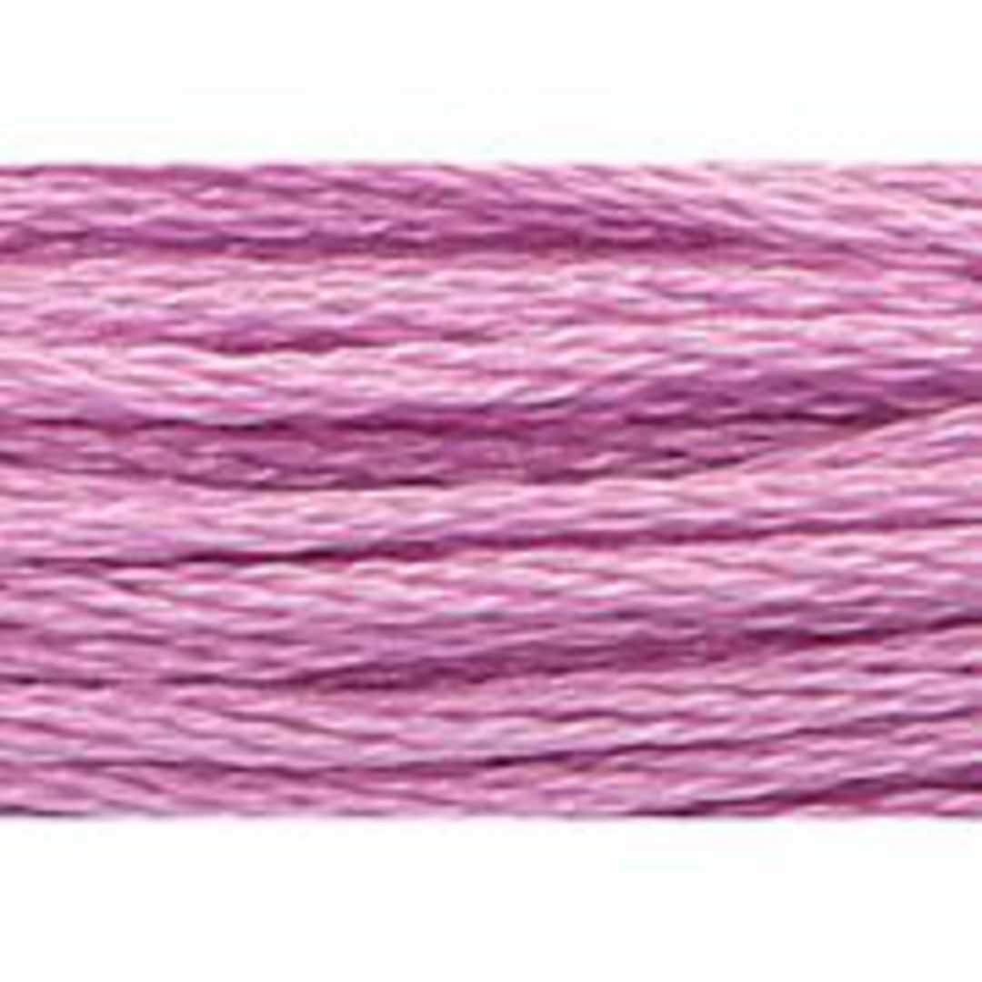 Stranded Cotton Cross Stitch Threads - Pinks Shades image 28
