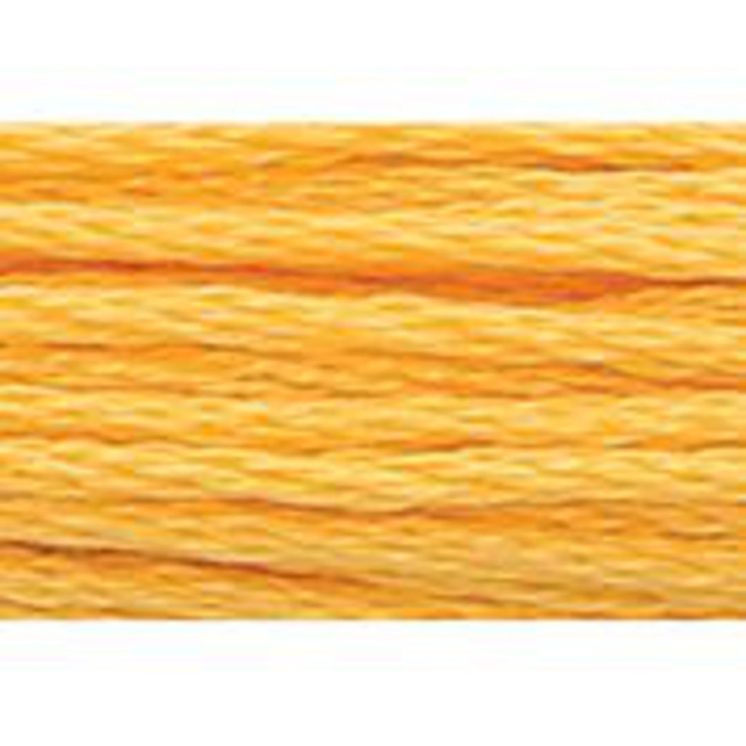 Stranded Cotton Cross Stitch Threads - Yellow Shades image 26