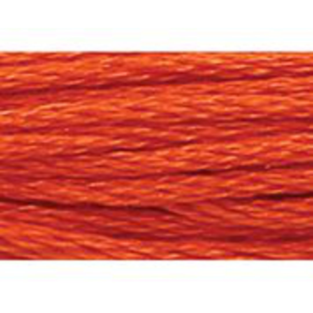 Stranded Cotton Cross Stitch Thread - Red Shades image 21