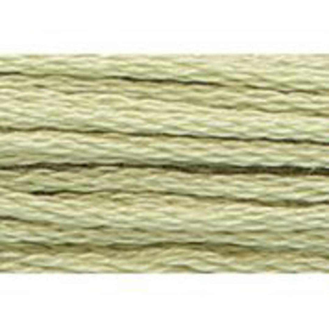 Stranded Cotton Cross Stitch Threads - Green Shades image 44