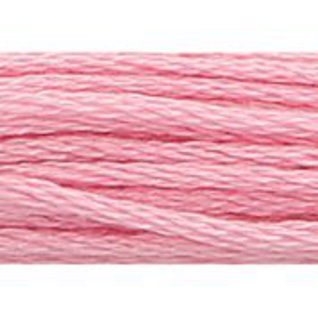 Stranded Cotton Cross Stitch Threads - Pinks Shades image 39