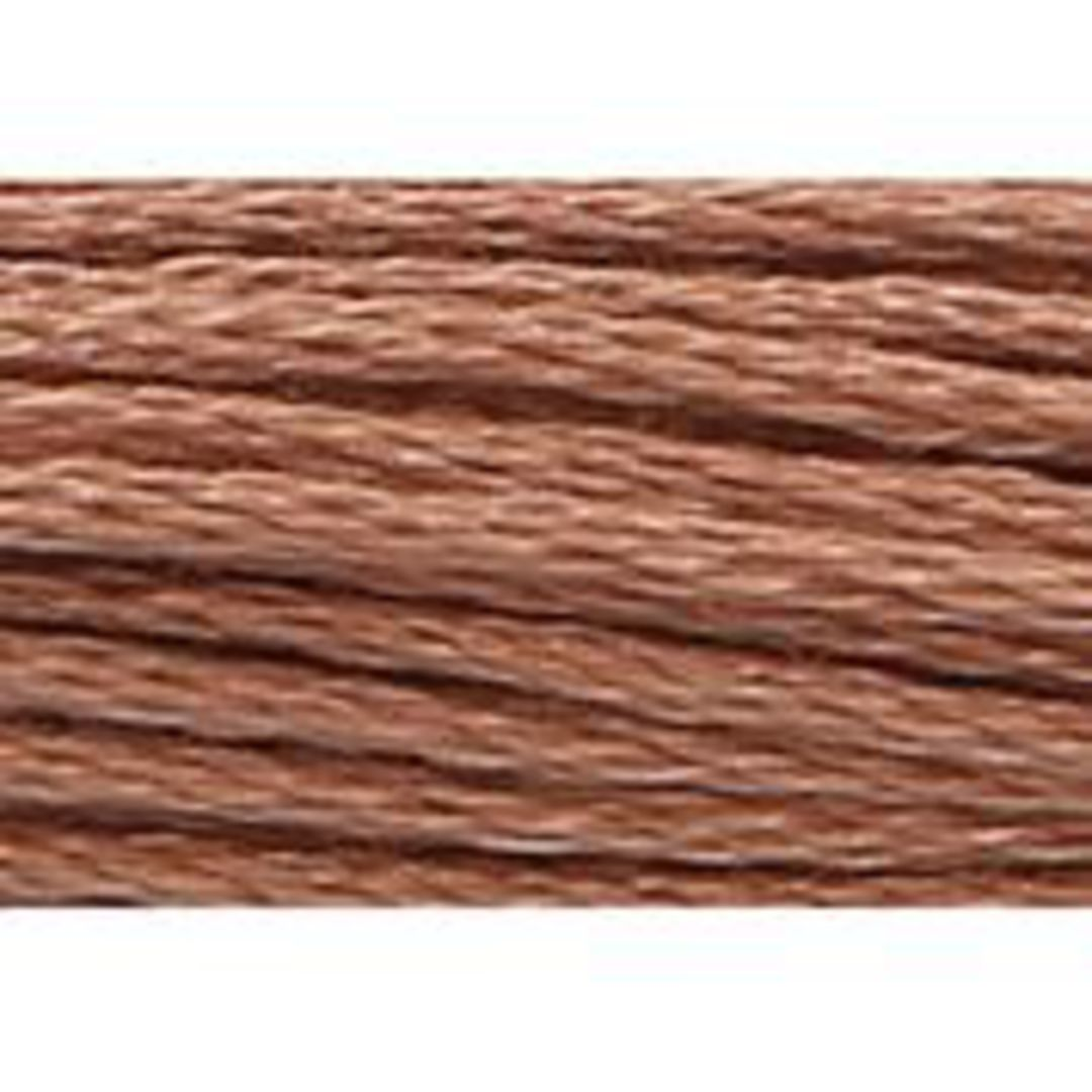 Stranded Cotton Cross Stitch Threads - Brown  Shades image 22