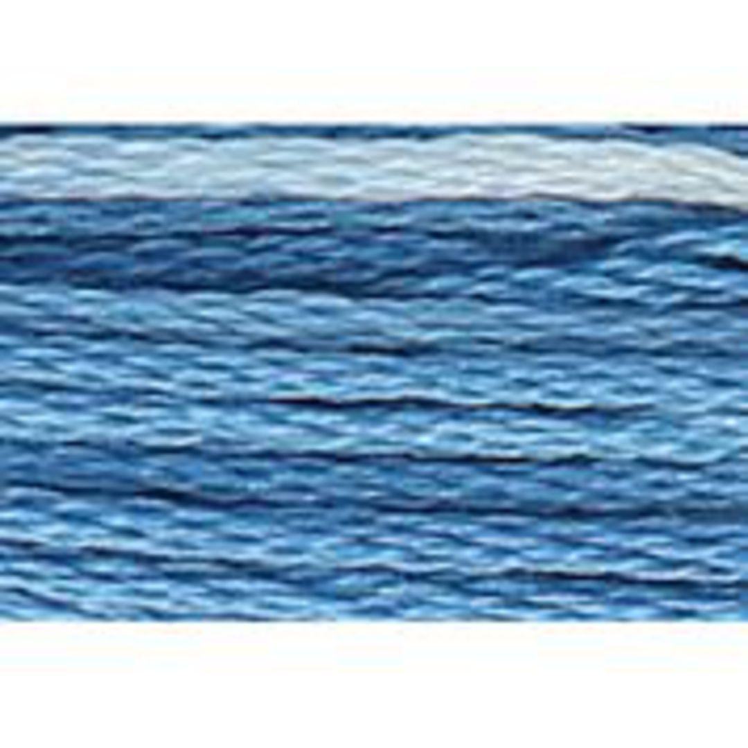 Stranded Cotton Cross Stitch Threads - Blue Shades image 3