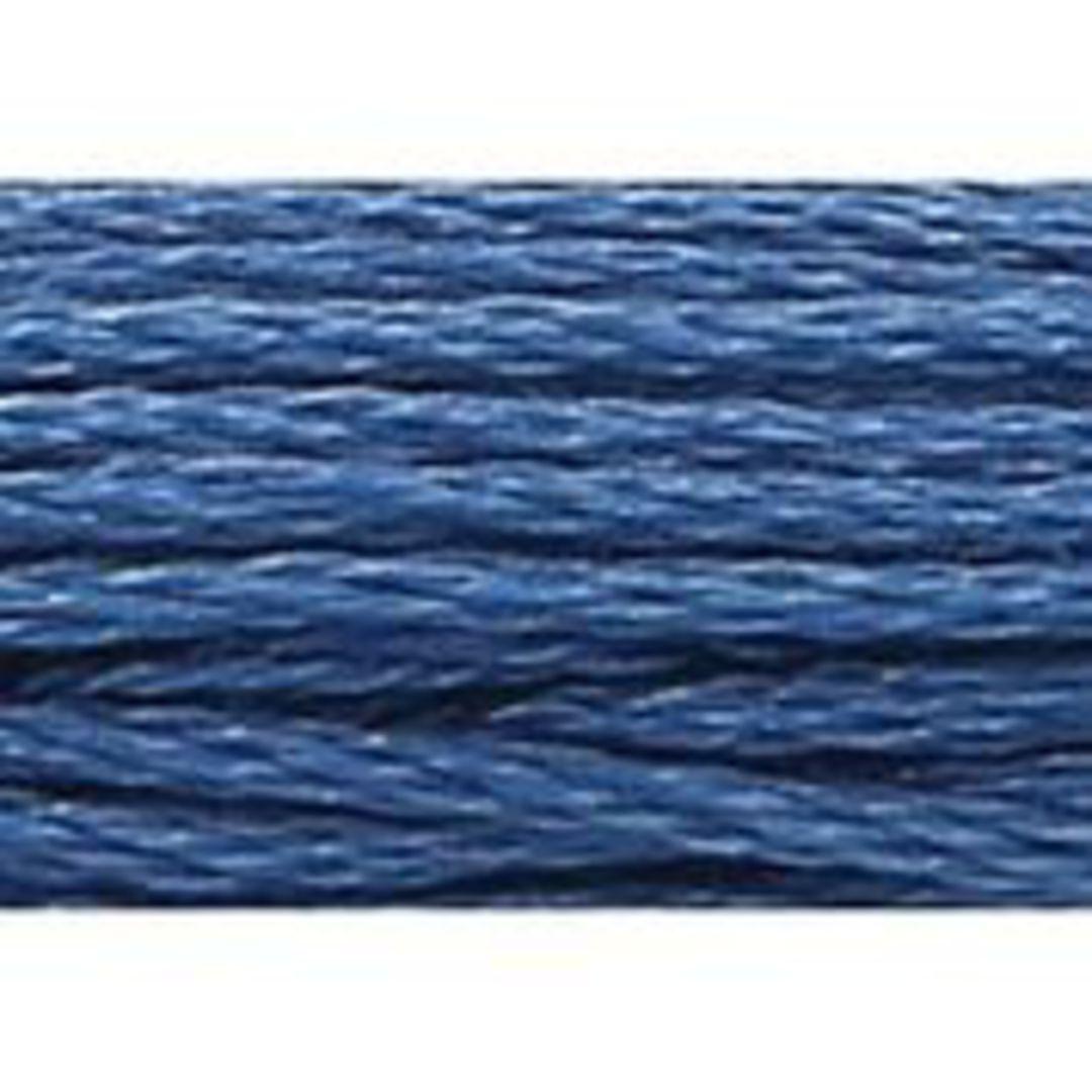 Stranded Cotton Cross Stitch Threads - Blue Shades image 22