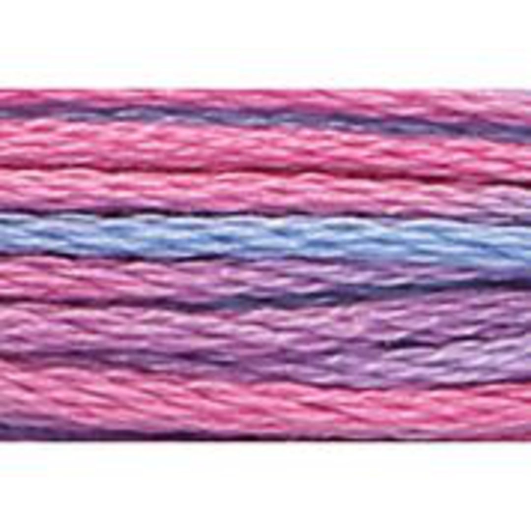 Stranded Cotton Cross Stitch Threads - Multi Colour Shades image 14