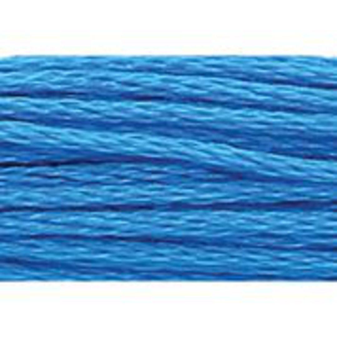 Stranded Cotton Cross Stitch Threads - Blue Shades image 36