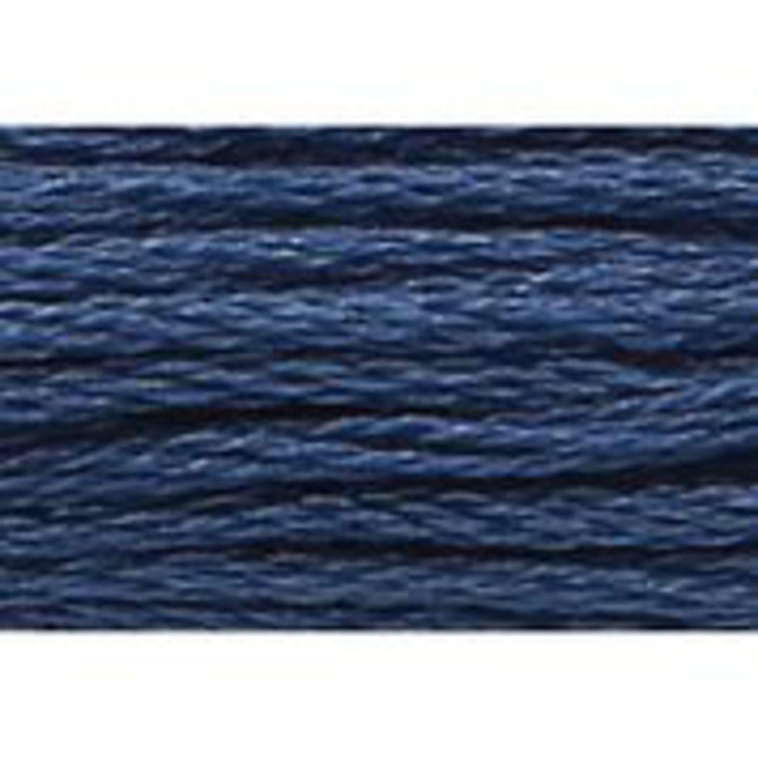 Stranded Cotton Cross Stitch Threads - Blue Shades image 16
