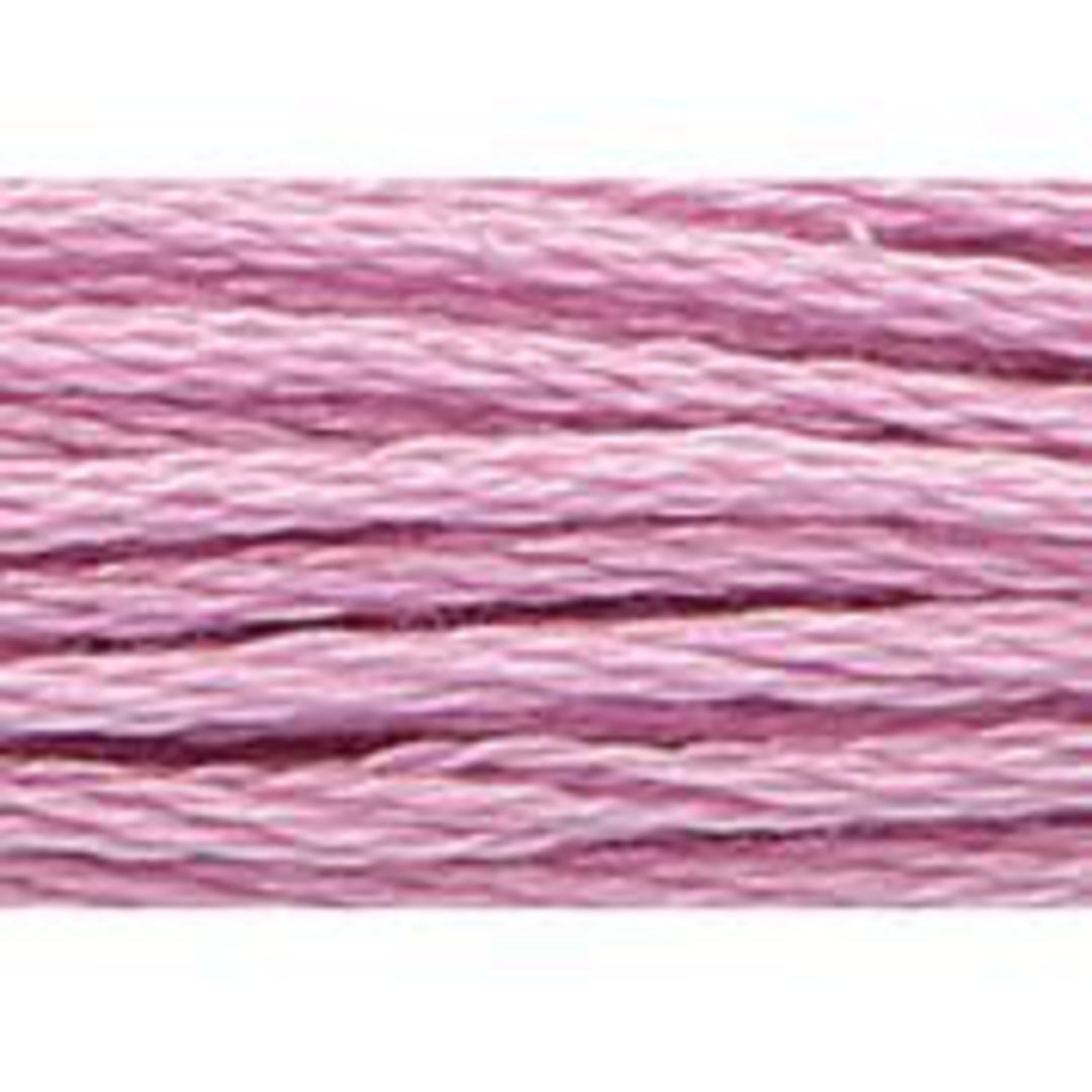 Stranded Cotton Cross Stitch Threads - Pinks Shades image 30