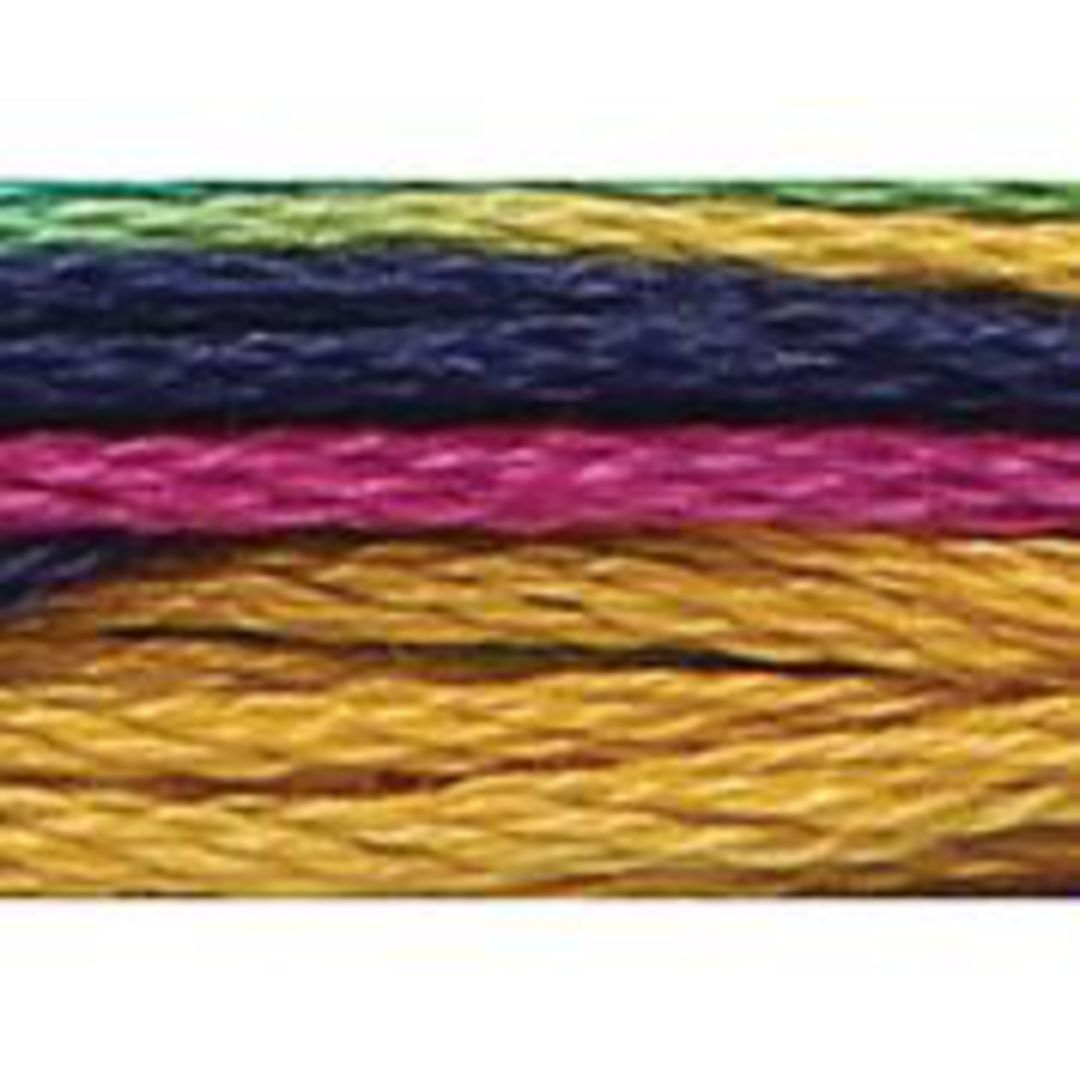 Stranded Cotton Cross Stitch Threads - Multi Colour Shades image 3