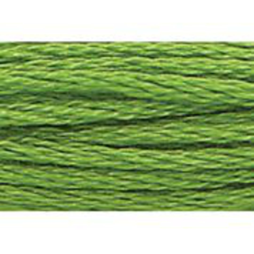 Stranded Cotton Cross Stitch Threads - Green Shades image 47
