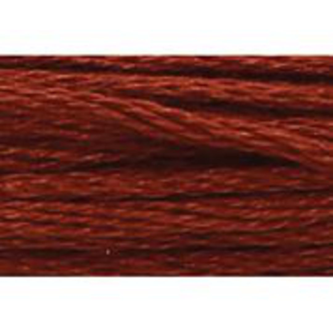 Stranded Cotton Cross Stitch Thread - Red Shades image 14