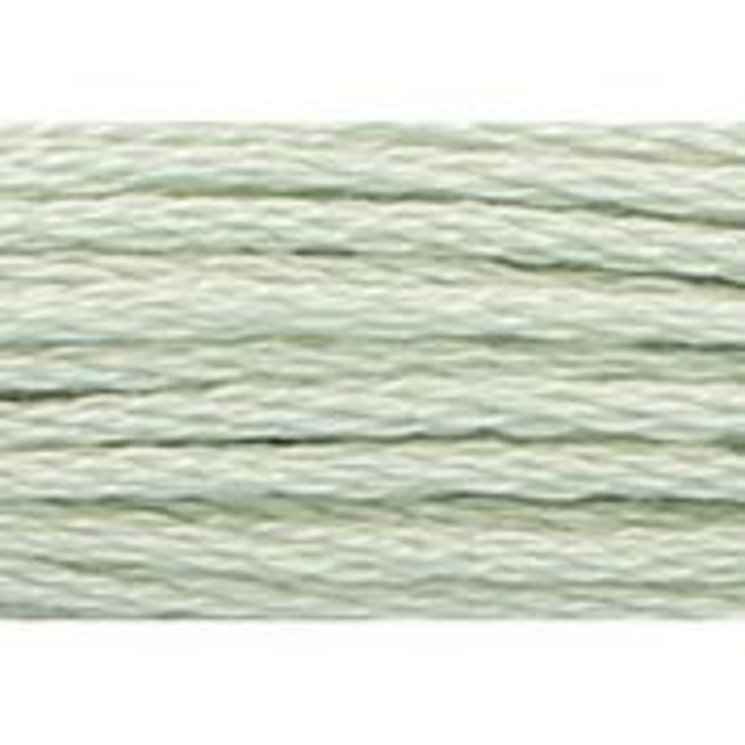 Stranded Cotton Cross Stitch Threads - Green Shades image 11