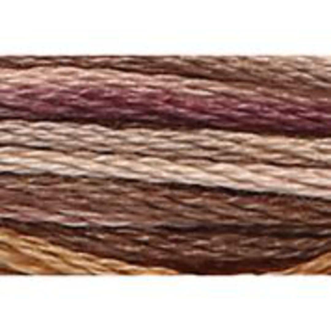Stranded Cotton Cross Stitch Threads - Multi Colour Shades image 1