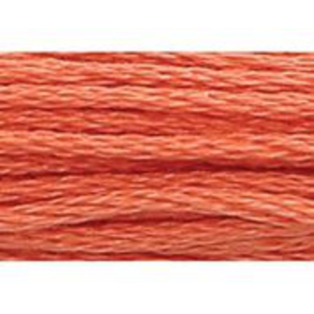Stranded Cotton Cross Stitch Threads - Orange Shades image 39
