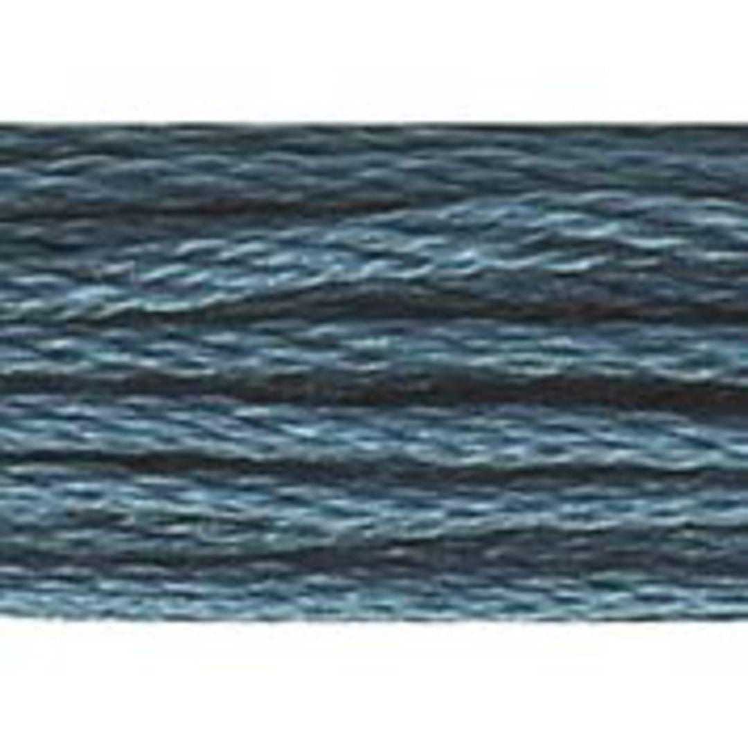 Stranded Cotton Cross Stitch Threads - Blue Shades image 10