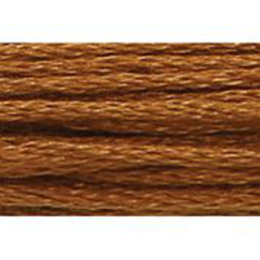 Stranded Cotton Cross Stitch Threads - Brown  Shades image 31