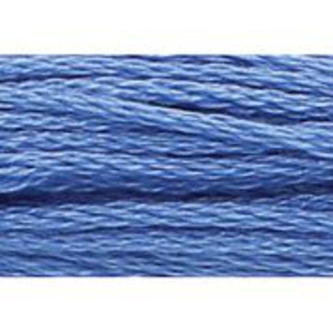 Stranded Cotton Cross Stitch Threads - Blue Shades image 57