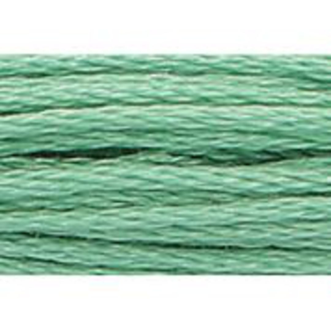 Stranded Cotton Cross Stitch Threads - Green Shades image 78