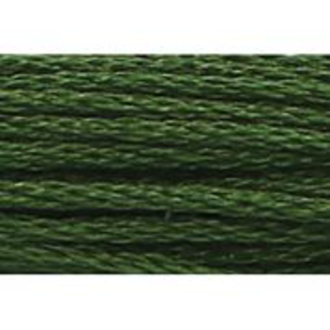 Stranded Cotton Cross Stitch Threads - Green Shades image 9