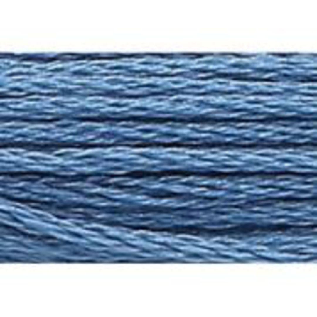 Stranded Cotton Cross Stitch Threads - Blue Shades image 23