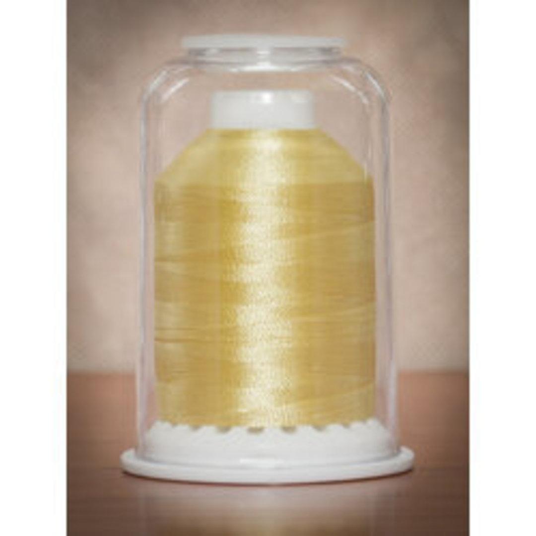Hemingworth Thread - 1000m - Lemon Citrus - 1225 image 0