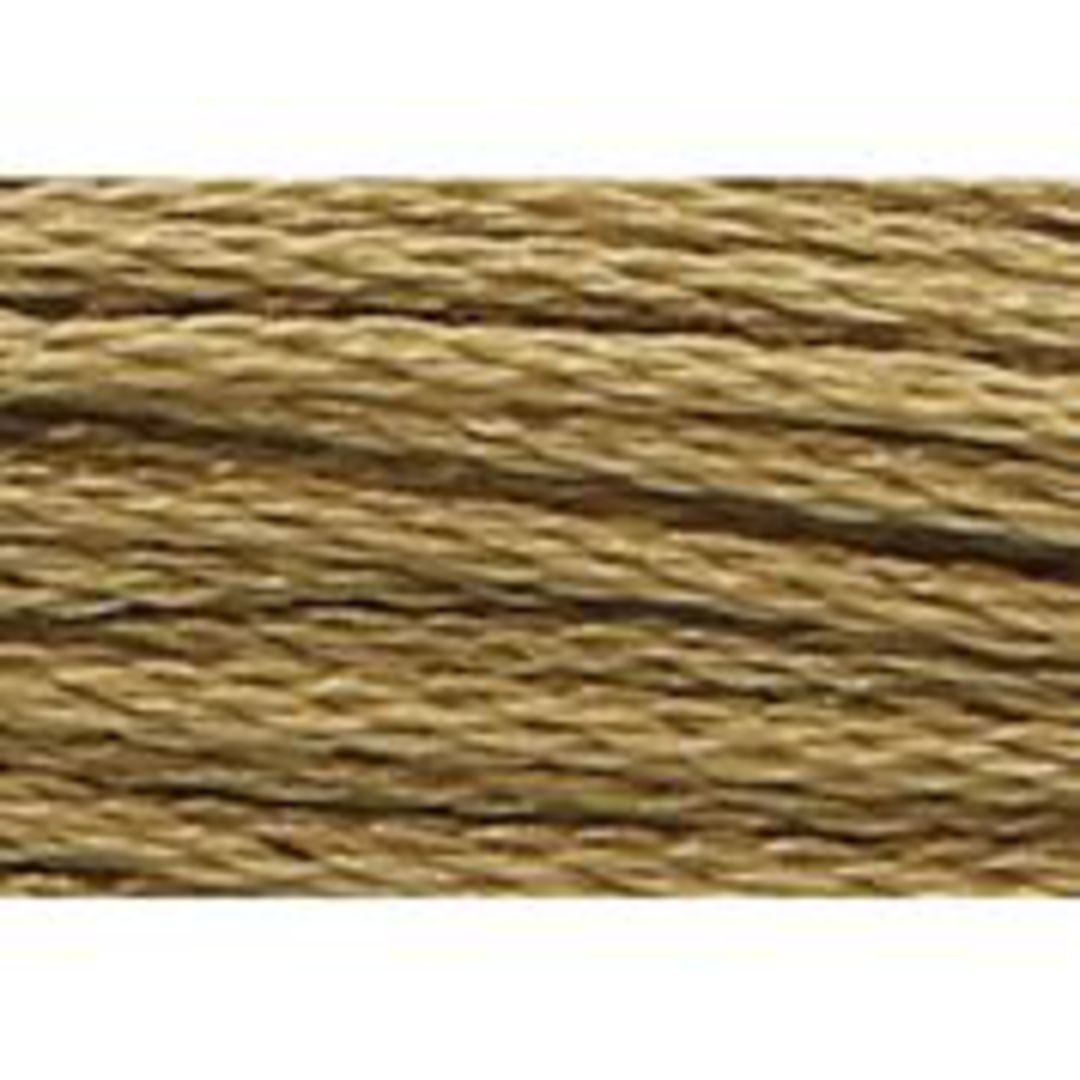 Stranded Cotton Cross Stitch Threads - Yellow Shades image 18