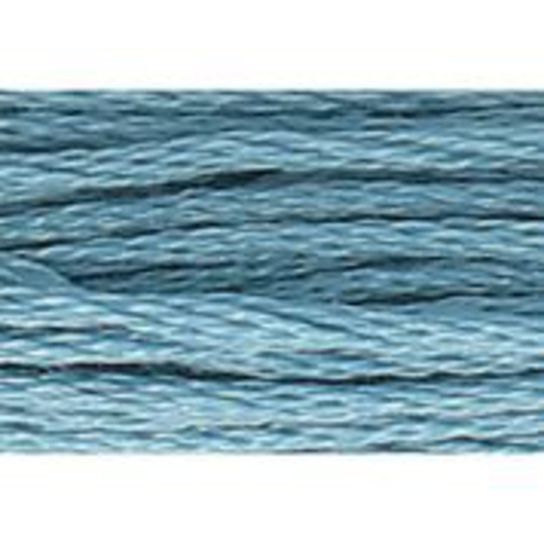 Stranded Cotton Cross Stitch Threads - Blue Shades image 11
