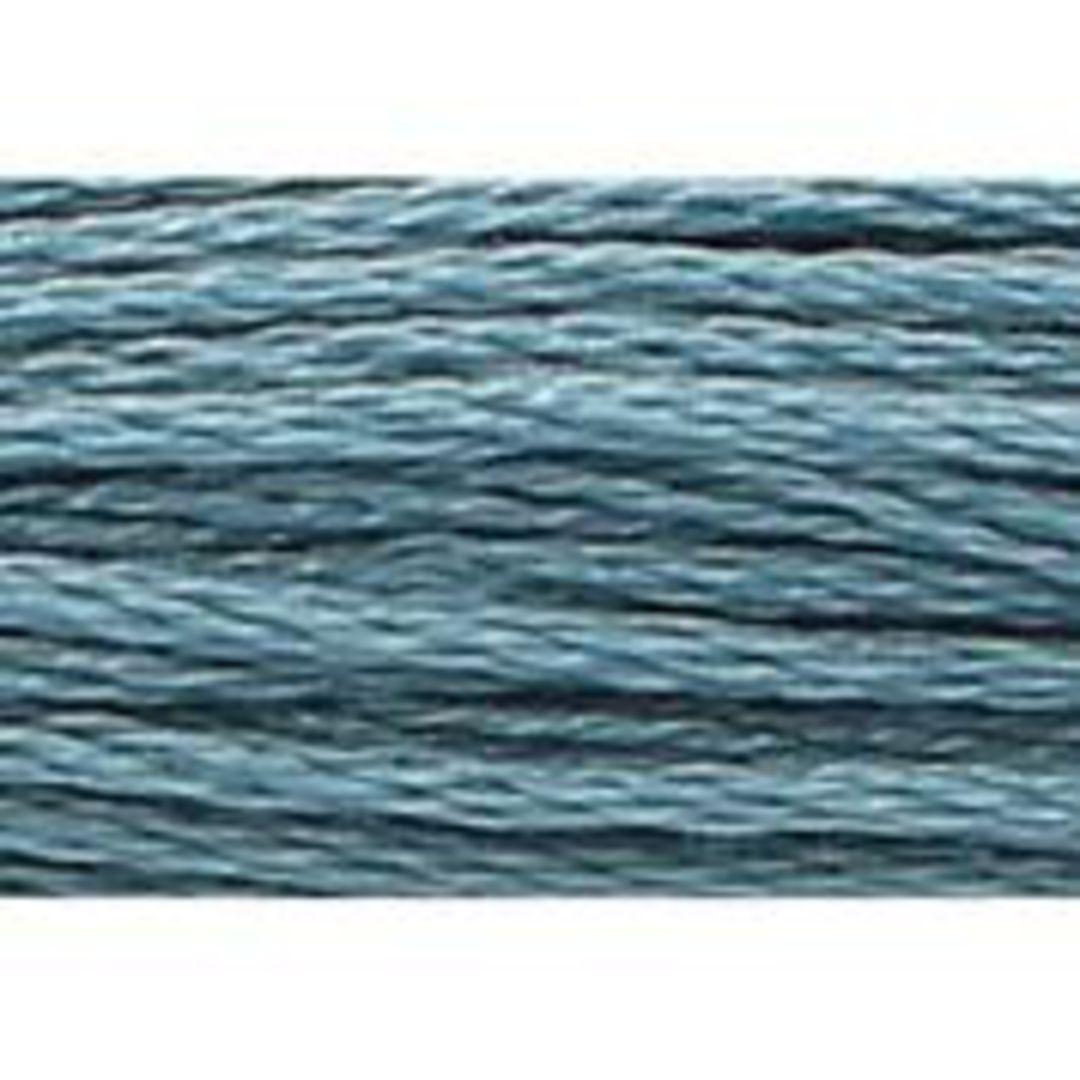Stranded Cotton Cross Stitch Threads - Blue Shades image 34