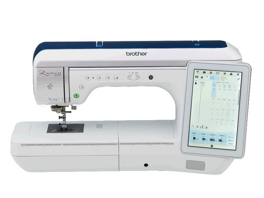Stellaire XJ1 Sewing Quilting and Embroidery Machine image 0