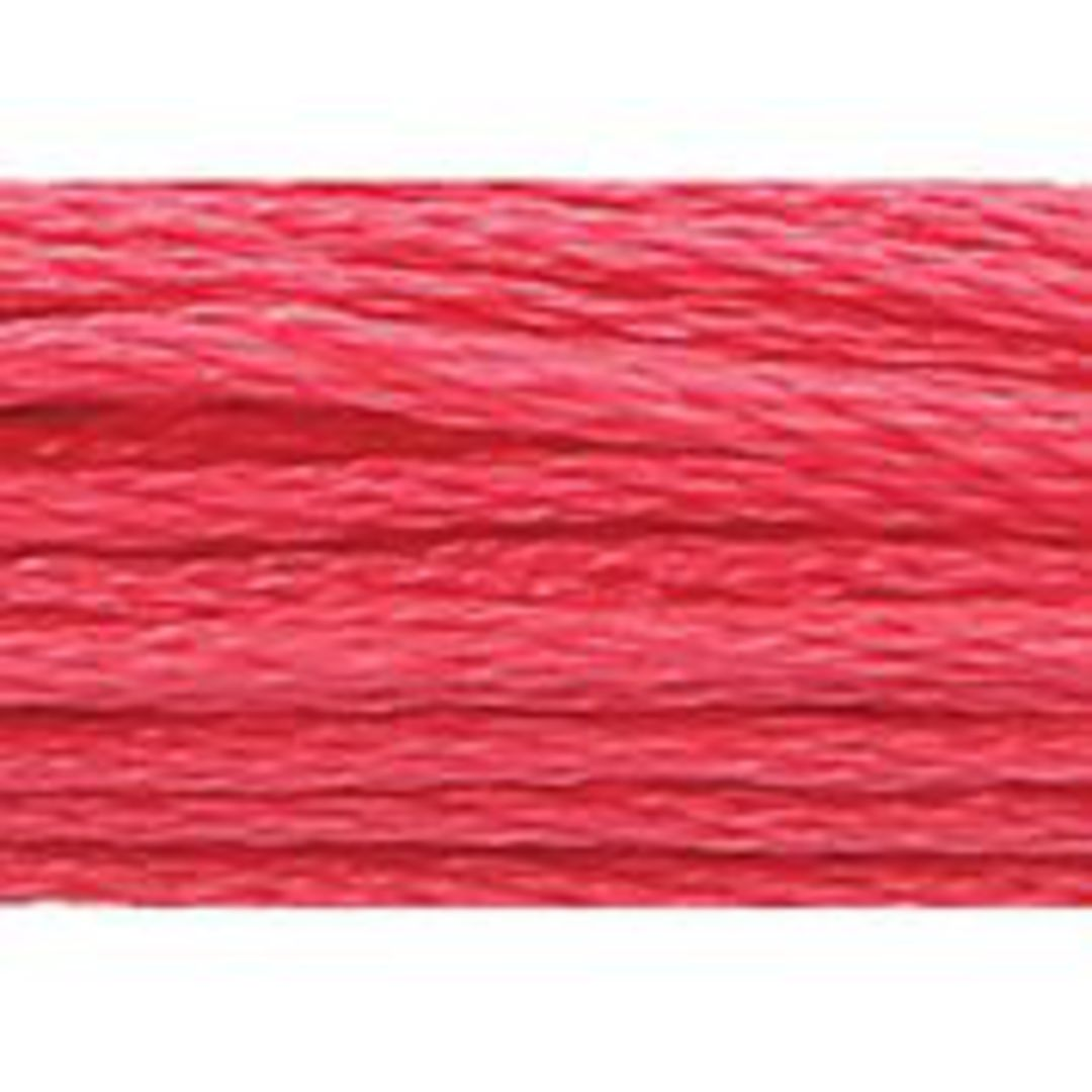 Stranded Cotton Cross Stitch Threads - Pinks Shades image 55