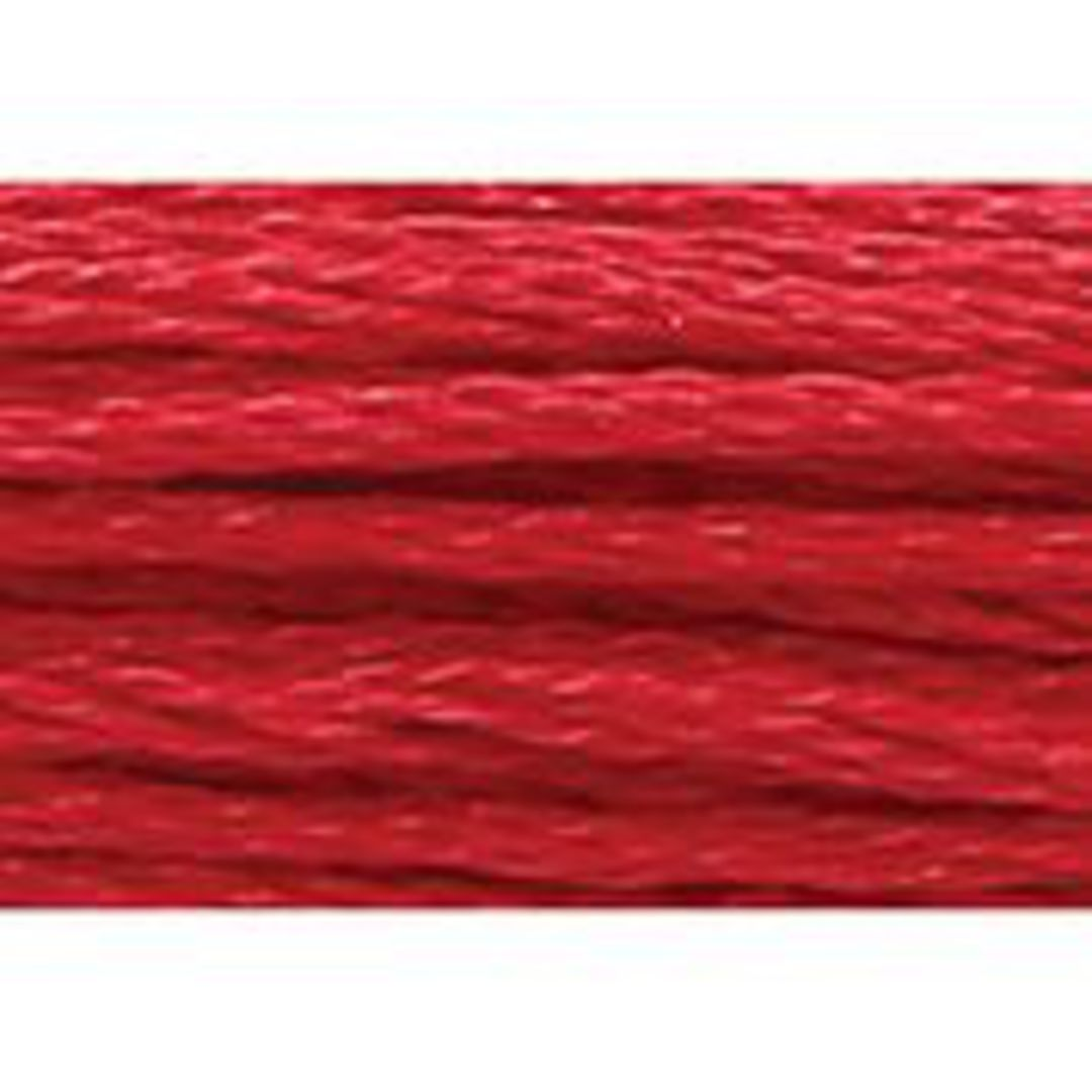 Stranded Cotton Cross Stitch Thread - Red Shades image 41