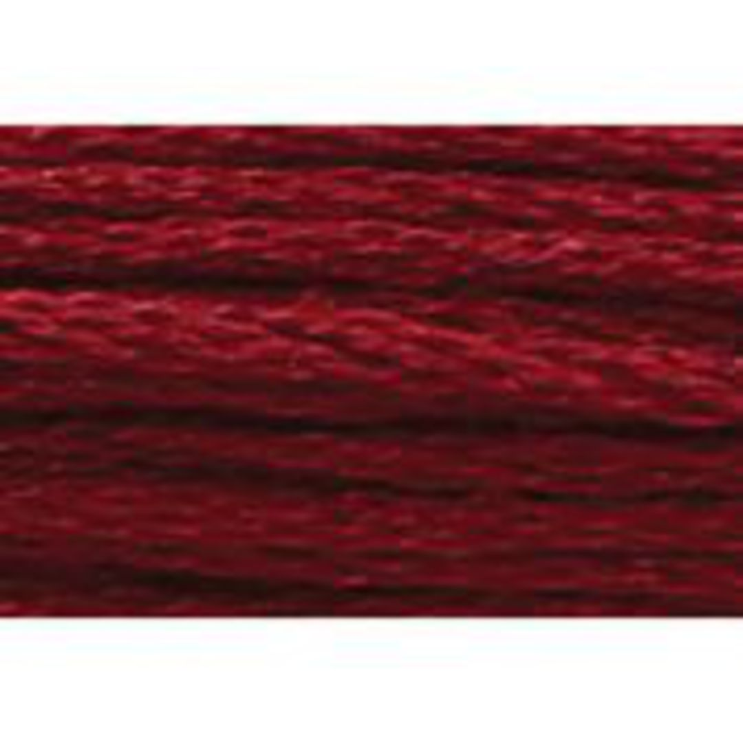 Stranded Cotton Cross Stitch Thread - Red Shades image 30