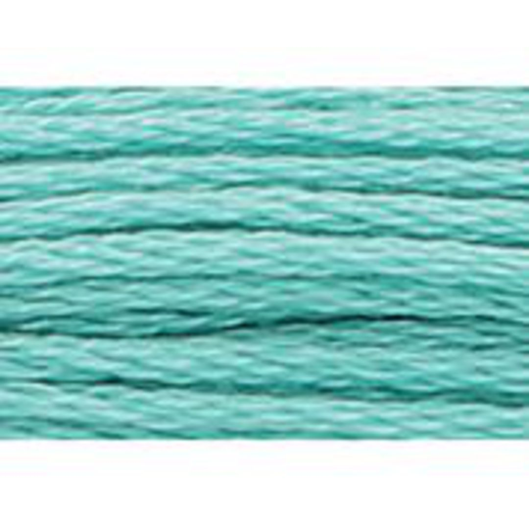 Stranded Cotton Cross Stitch Threads - Green Shades image 83