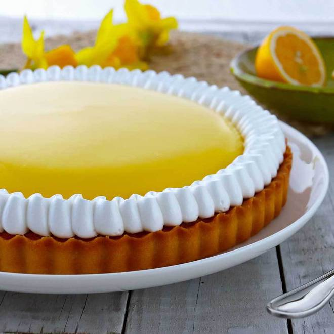 French Lemon Tart image 0