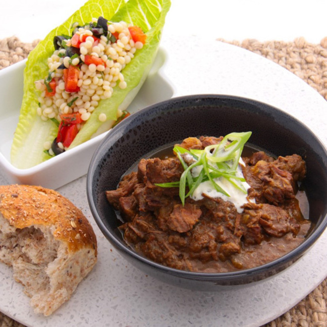 Moroccan Beef Olive Tagine image 0