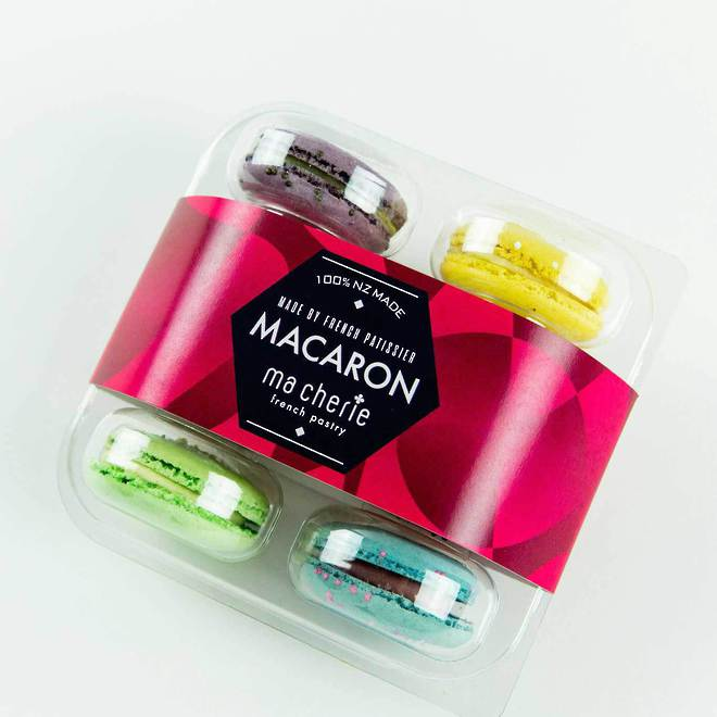 Macarons - 8 Pack image 0