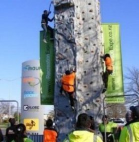 Rockclimbing Wall Hire
