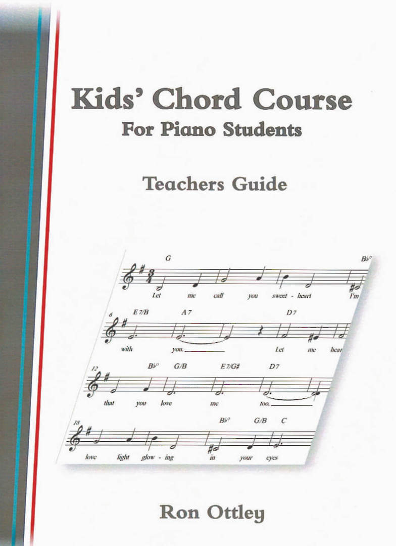 Kids' Chord Course Teachers Guide image 0