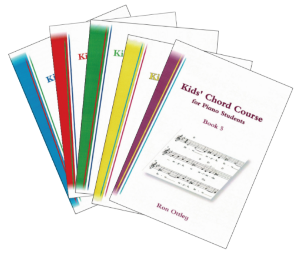 Kids' Chord Course for Piano Students