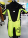 Max 2/2 FL ZB Spring, Custom Mix: Lime/Black - Seventhwave Wetsuits Custom-Fit