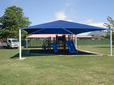 Self Installation of Sun Shade